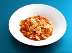 Wallace and Gromit pasta