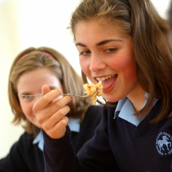 Nutritious Pasta for Schools